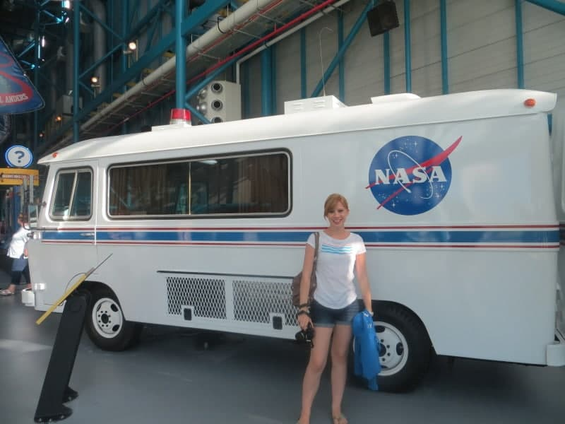 Kennedy Space Center in Port Canaveral