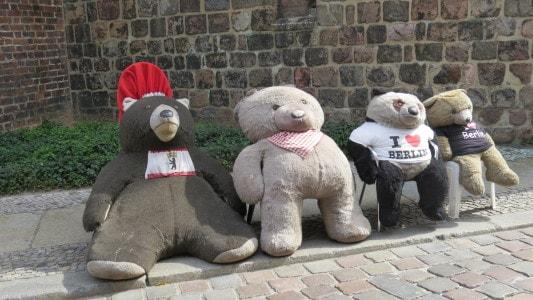 Echte Berliner Bären