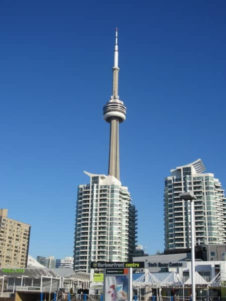 CN-Tower in Toronto