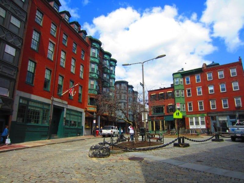 Boston Altstadt