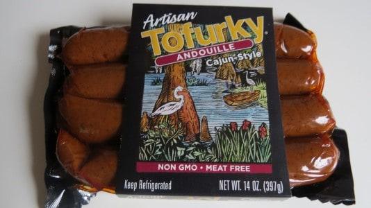 Tofurky Cajun Style