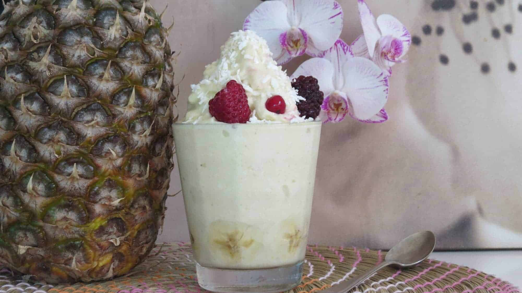 Pina Colada Nicecream