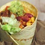 Vegane Burritos mit BBQ-Tempeh