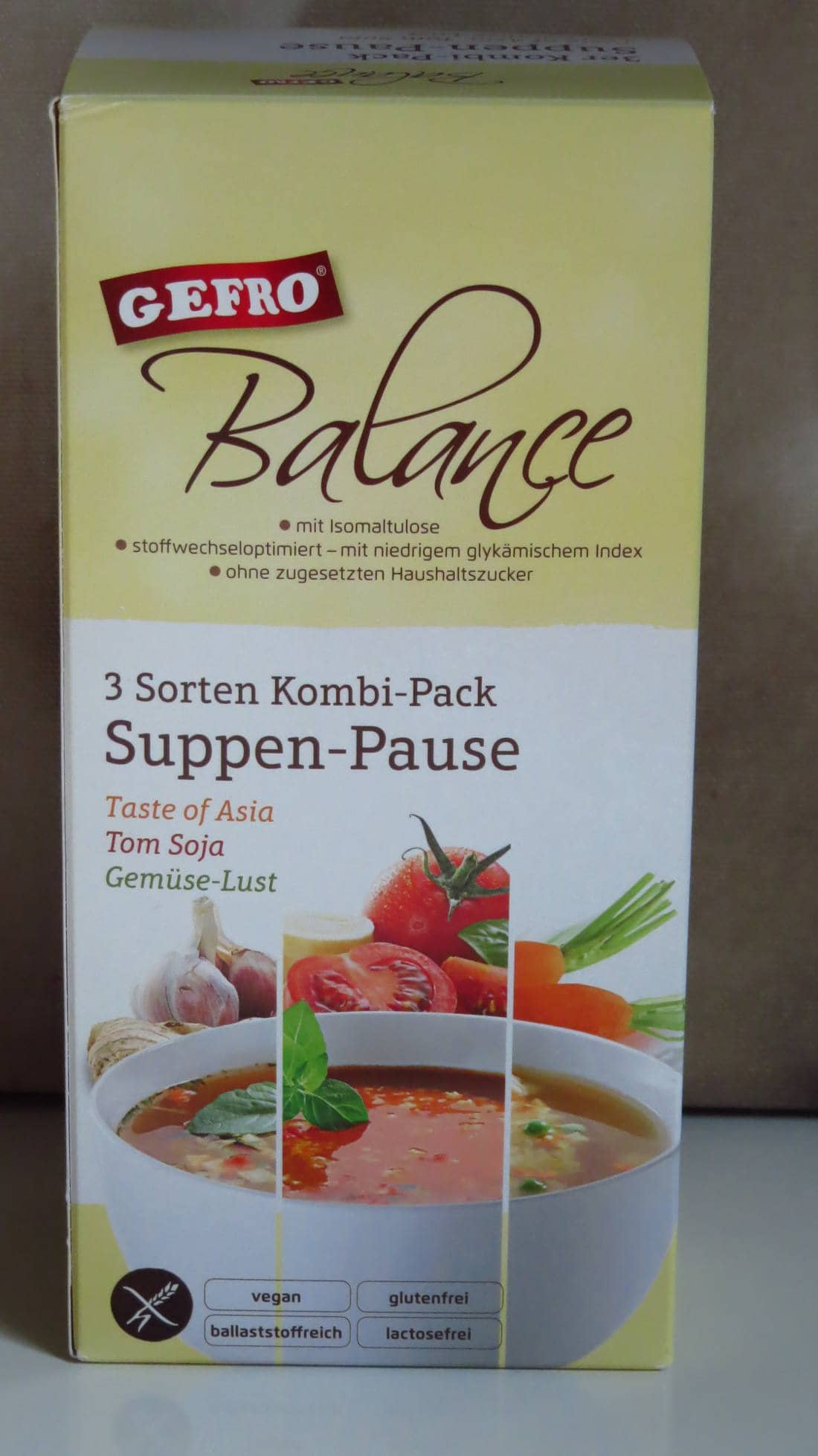 Gefro Balance Suppen-Pause