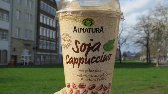 Soja Cappuccino von Alnatura