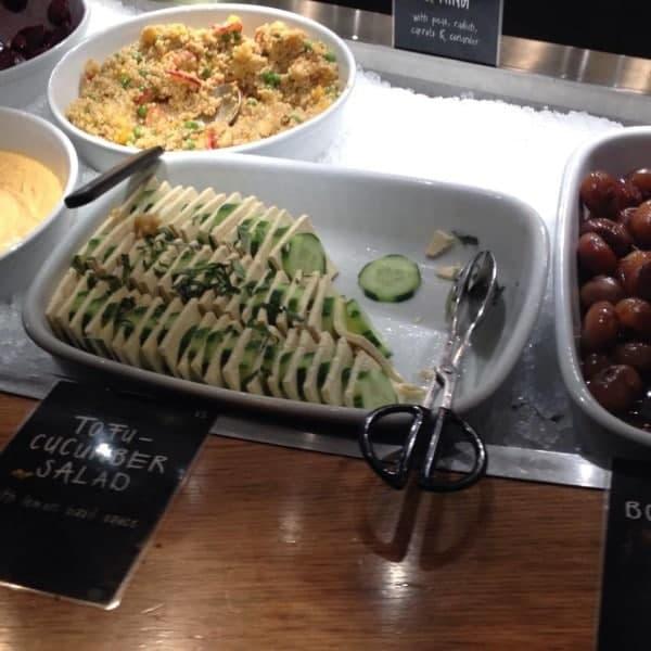 Tibits Buffet Salate