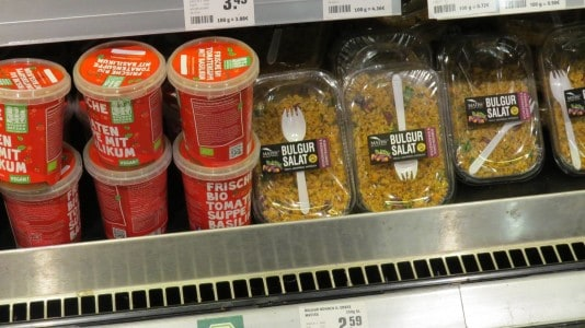 Vegan - REWE to Go