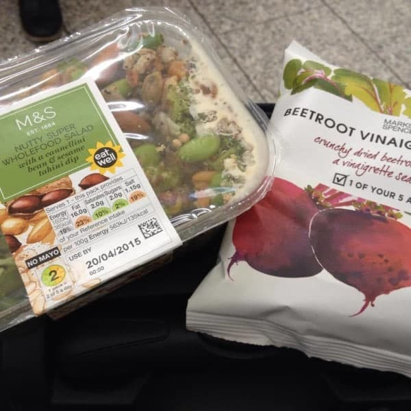 Vegan bei Marks & Spencer