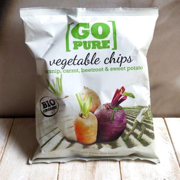Vegane Kauftipps Gemüsechips