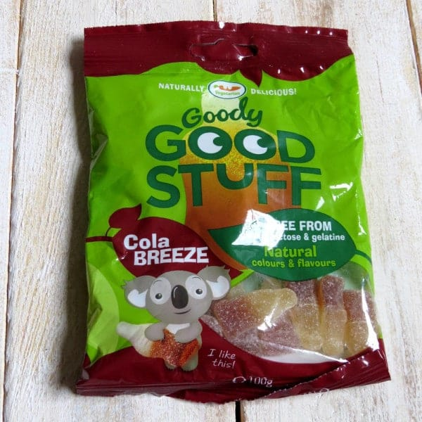 Vegane Kauftipps Goody Good Stuff