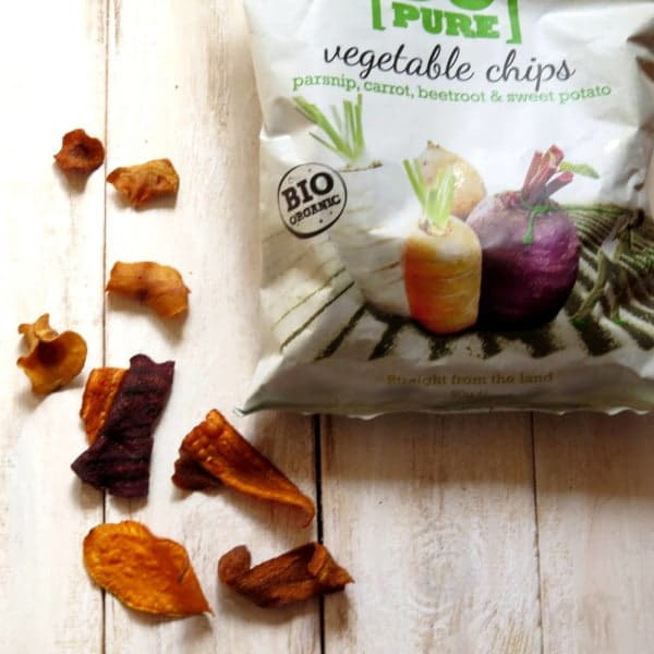 Vegane Kauftipps Vegetable Chips