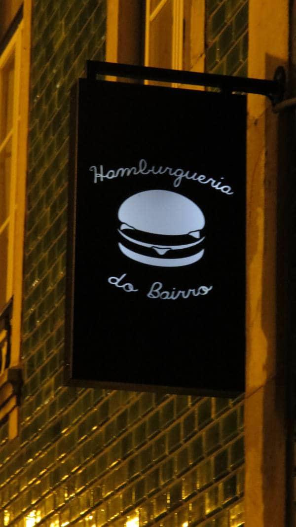 Hamburgeria do Bairro, Vegan in Lissabon
