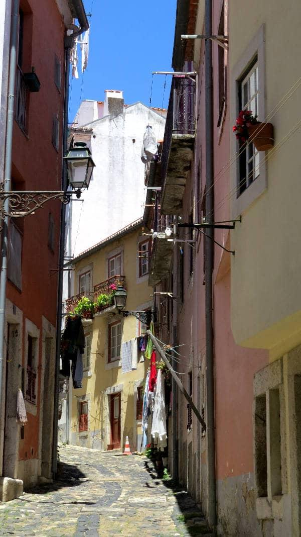 Mouraria, Lissabon