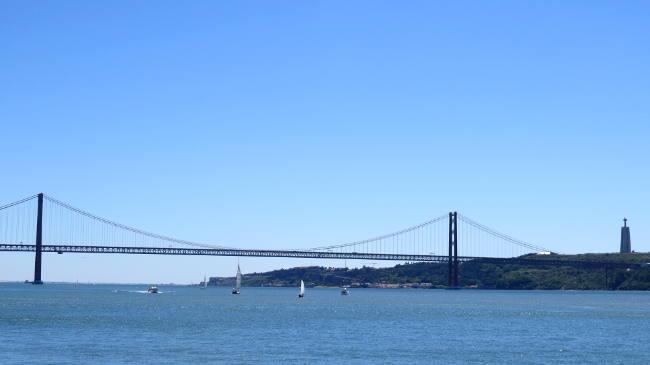 Ponte 25 de Abril, Vegan in Lissabon