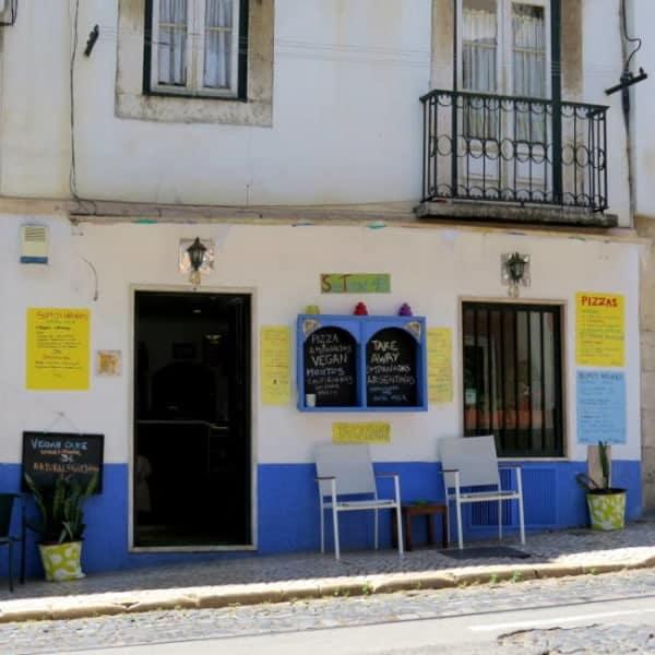 Sao Tome 48, Vegan in Lissabon