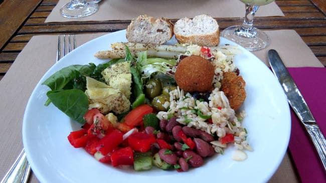Terra, Vegan in Lissabon