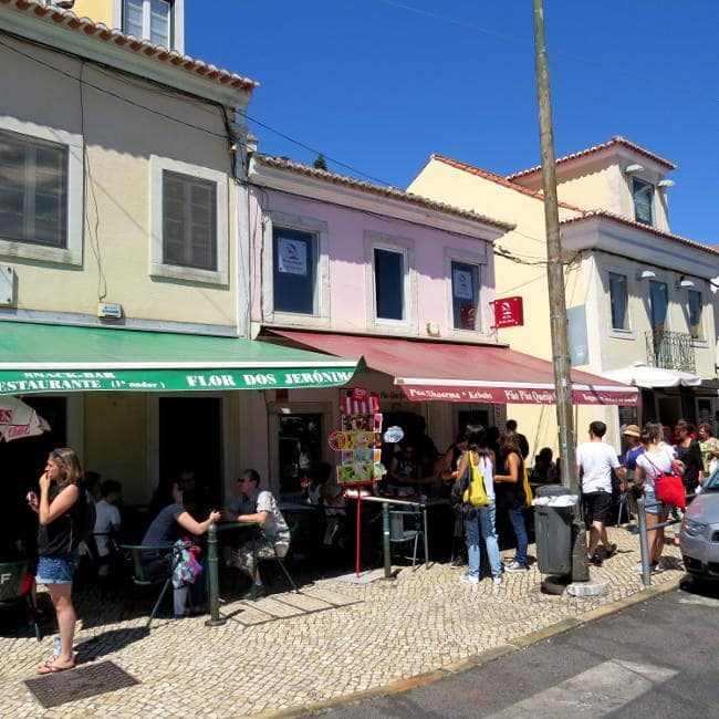 Vegan in Lissabon, Belém