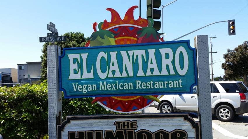 El Cantaro Vegan USA