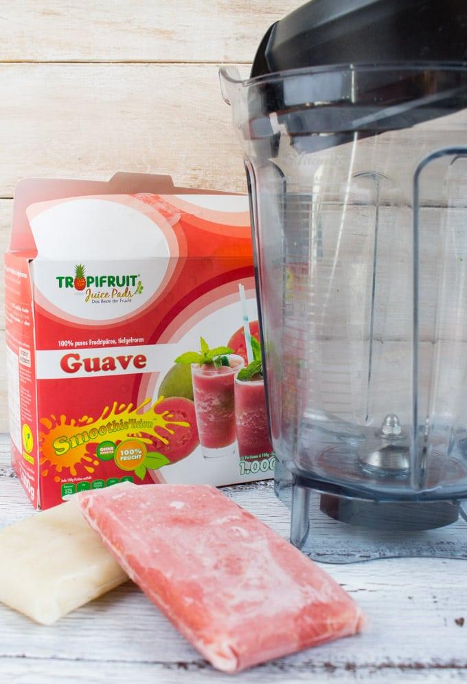 Smoothies mit Juicepads von Tropifruit