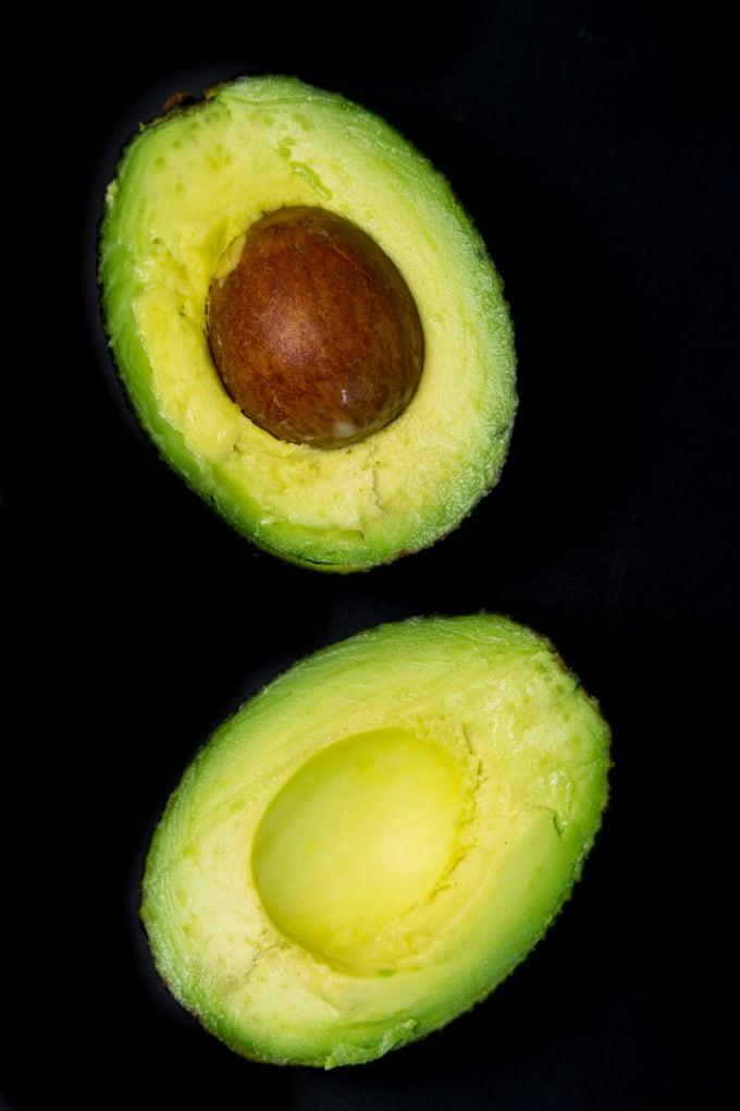 Avocado Lebkuchen-Schokoladen Mousse