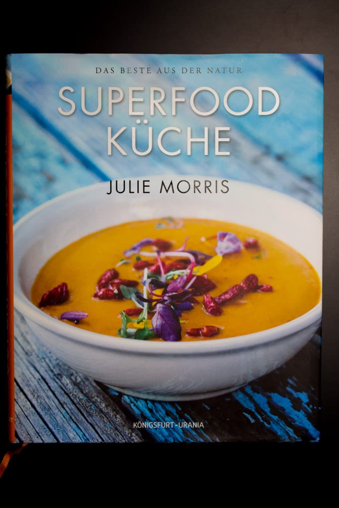 Superfood Küche Julie Morris Rezension