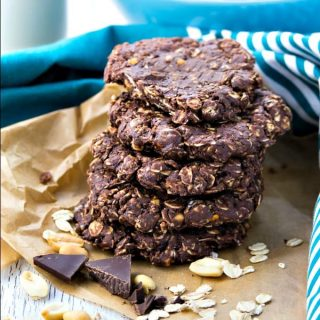 No Bake Cookies without Milk 11