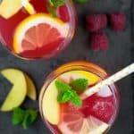 Selbstgemachte Limonade mit der Tescoma-Zitronenpresse