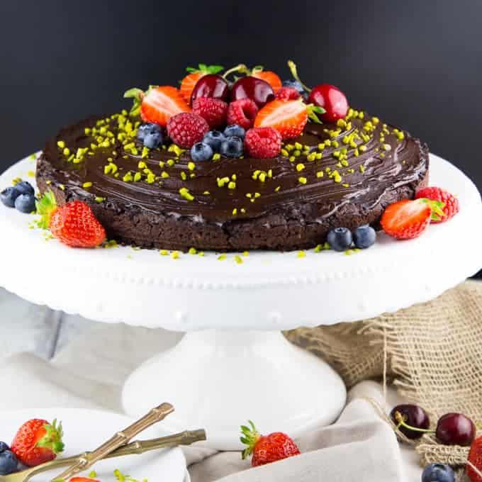 Kuchen vegan koln