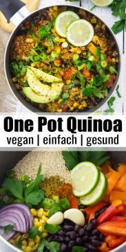 One Pot Quinoa