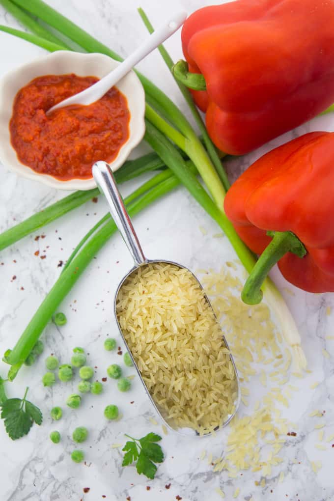 Djuvec Reis - super einfach und lecker!