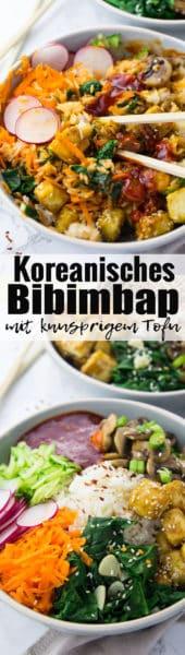 Koreanisches Bibimbap