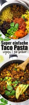 Vegane Taco Pasta