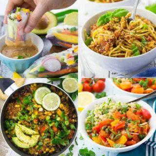 25 Vegane Rezepte – Vegane Ernährung Ganz Einfach!