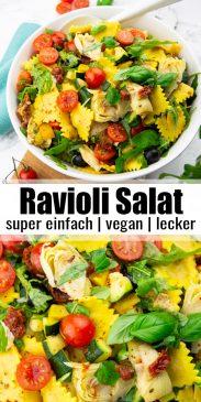 Ravioli Salat
